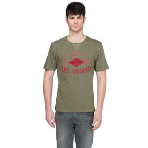 T-SHIRT LEE COOPER T-Shirt Mc Greg Homme
