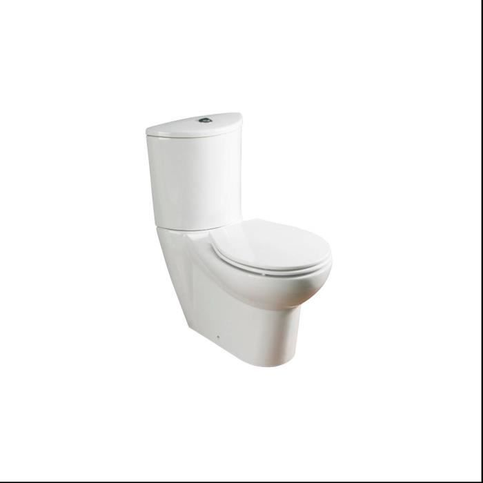 Pack wc bombay sortie horizontale achat vente wc toilettes pack wc bomb - Wc sortie horizontale ...