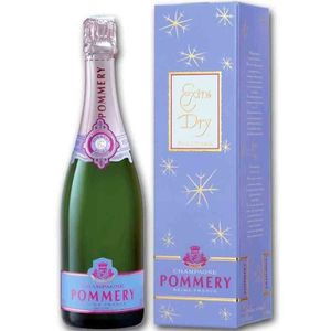 CHAMPAGNE Pommery Falltime Extra Dry Blanc de Blancs x6