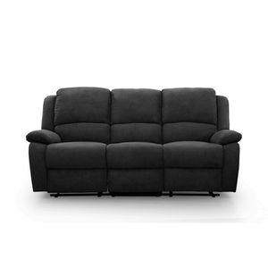 canap achat vente canap pas cher soldes d hiver d s le 11 janvier. Black Bedroom Furniture Sets. Home Design Ideas