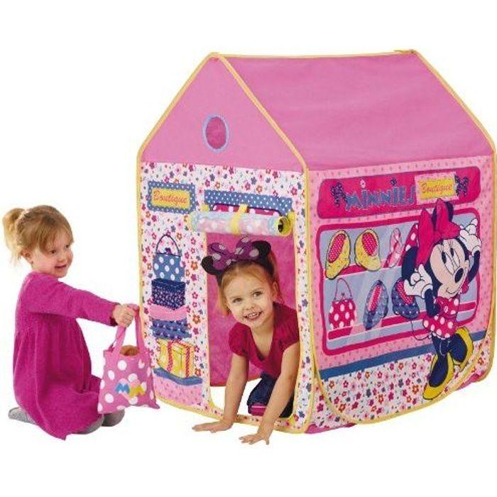 tente enfant boutique minnie mouse accessoires achat vente tente tunnel d 39 activit. Black Bedroom Furniture Sets. Home Design Ideas