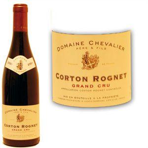 """VIN ROUGE """"Le Rognet"""" 2001 Domaine Chevalier"""
