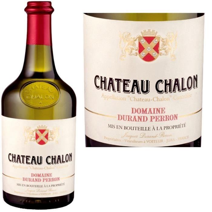 VIN BLANC Domaine Durand Perron Château Chalon 2005