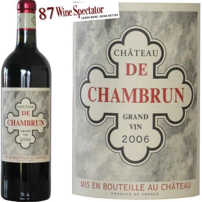 photo Chateau de Chambrun Lalande de Pomerol