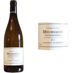 VIN BLANC Meursault 1er Cru Vincent Girardin - Meursault ...