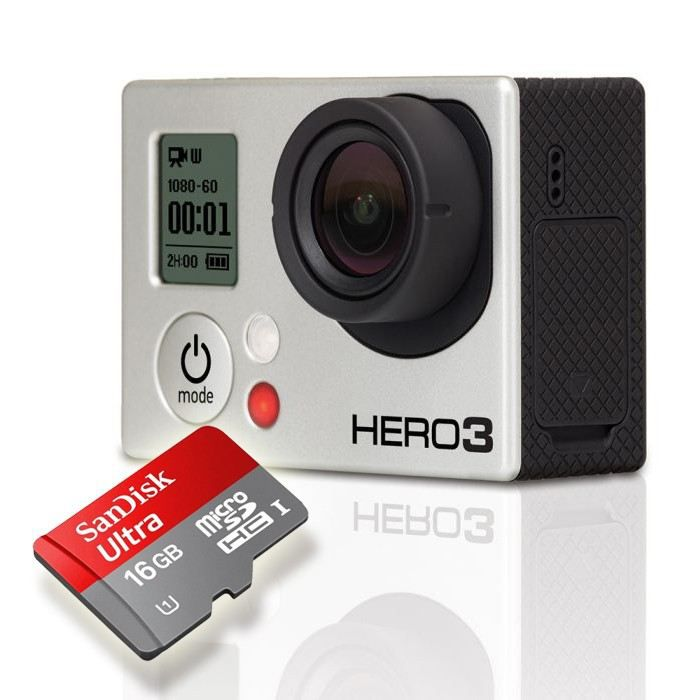 micro sd pour gopro hero 3. Black Bedroom Furniture Sets. Home Design Ideas