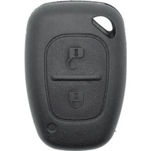 BOITIER - COQUE DE CLÉ Coque de clé compatible Renault 2 boutons