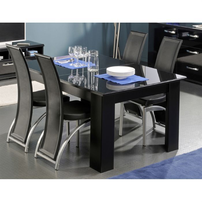 Table et chaise a manger pas cher table chaise manger for Ensemble table et 4 chaises pas cher