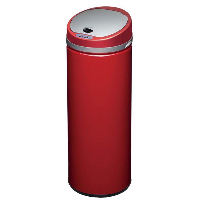 Edition limit e color poubelle automatique 50l achat - Poubelle sous evier ouverture automatique ...