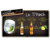 ASSORTIMENT ALCOOL Cocktail Ti'Punch pack