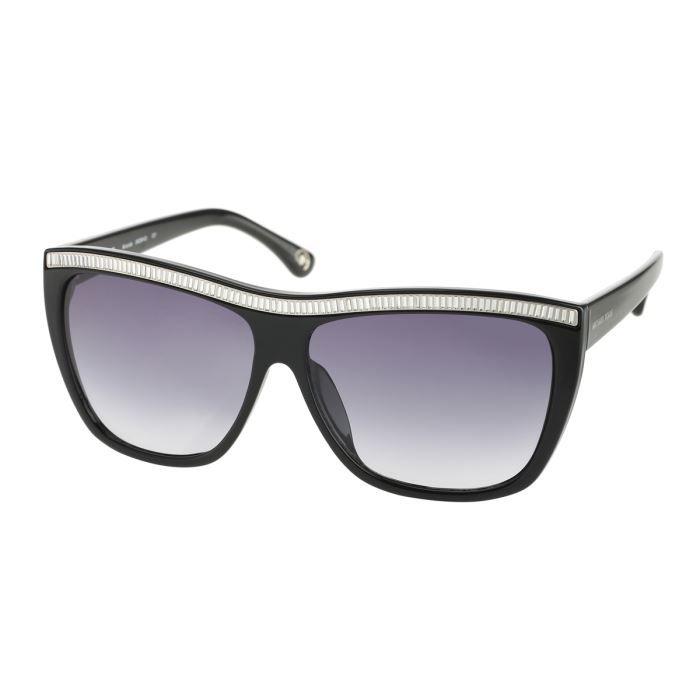 michael kors lunettes m2884s miranda 59 noir femme noir achat vente lunettes de soleil femme. Black Bedroom Furniture Sets. Home Design Ideas
