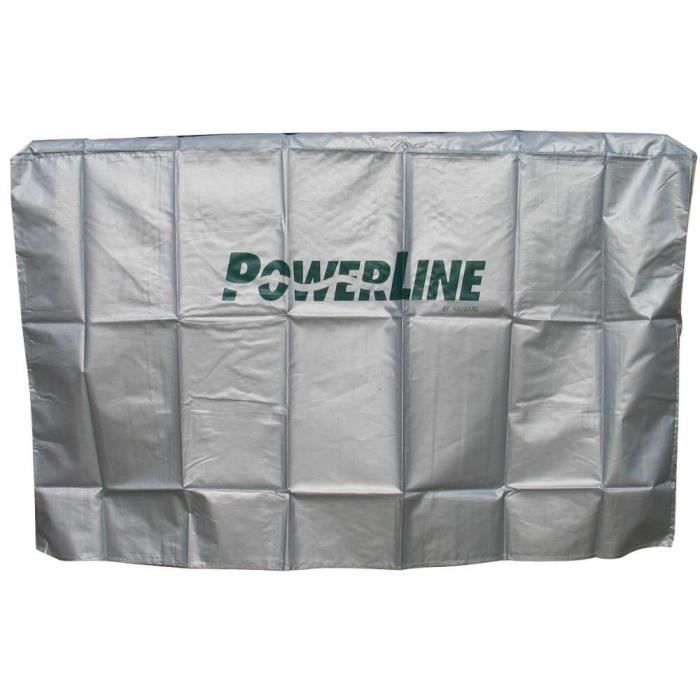 Powerline housse d 39 hivernage pac 6 kw achat vente b che couverture powerline housse d - Housse d hivernage ...
