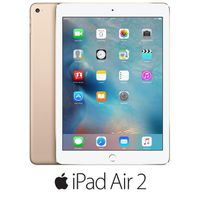TABLETTE TACTILE Apple iPad Air 2 Wi-Fi 16Go Or