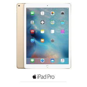 "TABLETTE TACTILE Apple iPad Pro Cellulaire - ML2K2NF/A - 12,9"" - iO"