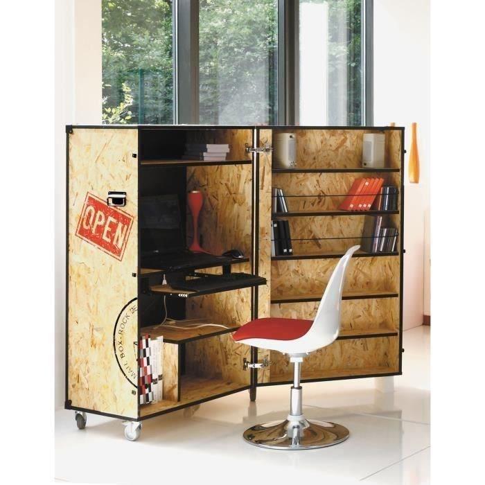 Meubles bureau achat vente meubles bureau pas cher for Bureau 75 cm
