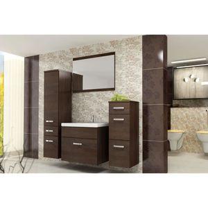 meuble salle de bain 60x35 achat vente meuble salle de. Black Bedroom Furniture Sets. Home Design Ideas