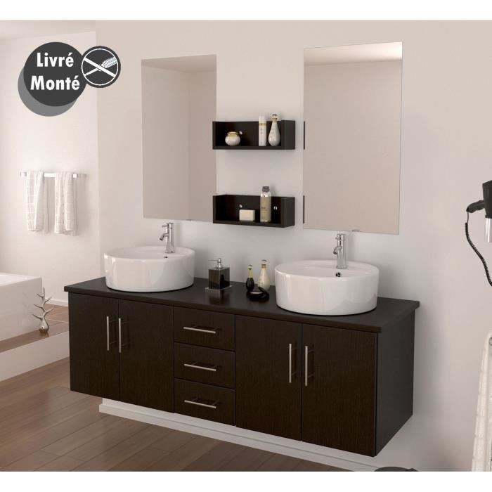 meuble salle de bain 150 a poser