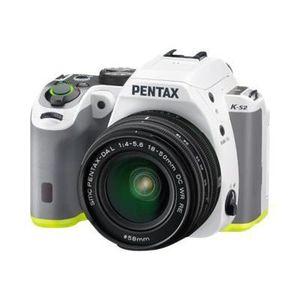 Pentax K-S2 Reflex Blanc/Anis + DAL 18-50 WR