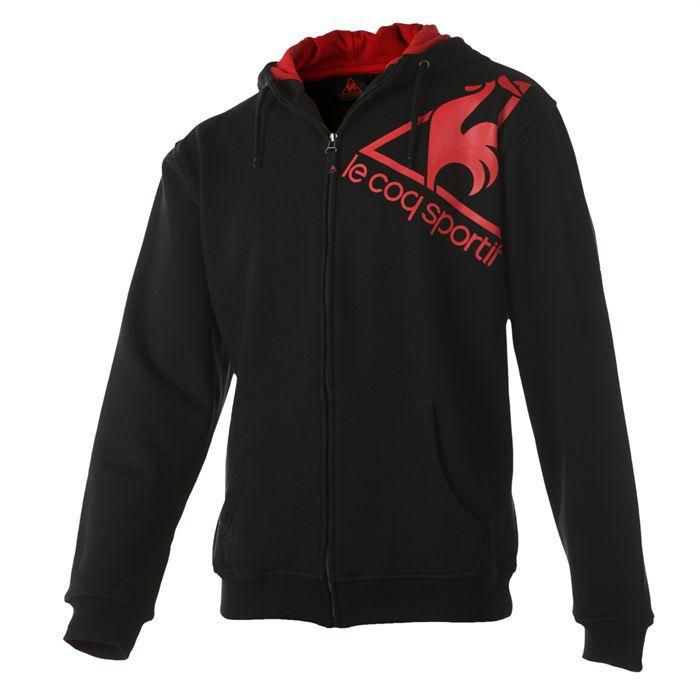 le coq sportif veste homme achat vente veste le coq sportif veste homme cdiscount. Black Bedroom Furniture Sets. Home Design Ideas