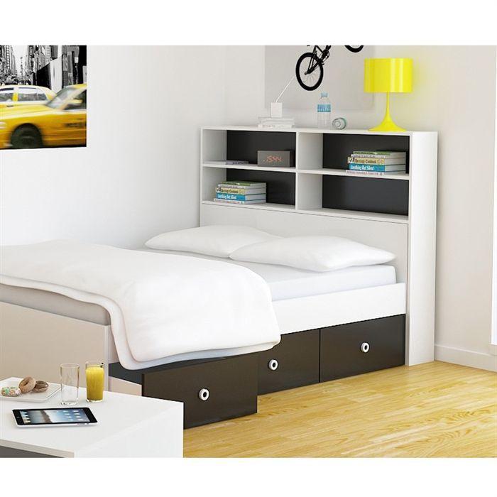 t tes de lit achat vente t tes de lit pas cher cdiscount. Black Bedroom Furniture Sets. Home Design Ideas