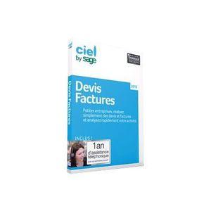 Ciel Devis Factures 2015 + 1 assistance