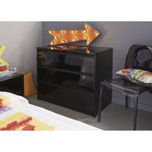 COMMODE DE CHAMBRE MIRAGE Commode chambre adulte style contemporain -