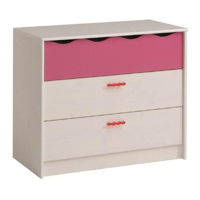 commode chambre fille pas cher