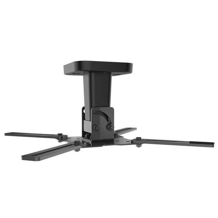 Meliconi pro 80 support vid oprojecteur plafond orientable - Support plafond videoprojecteur optoma ...