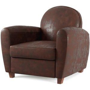 fauteuil vintage achat vente fauteuil vintage pas cher les soldes sur cdiscount cdiscount. Black Bedroom Furniture Sets. Home Design Ideas