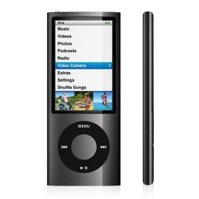 apple ipod nano 16 go noir lecteur mp4 avis et prix pas. Black Bedroom Furniture Sets. Home Design Ideas