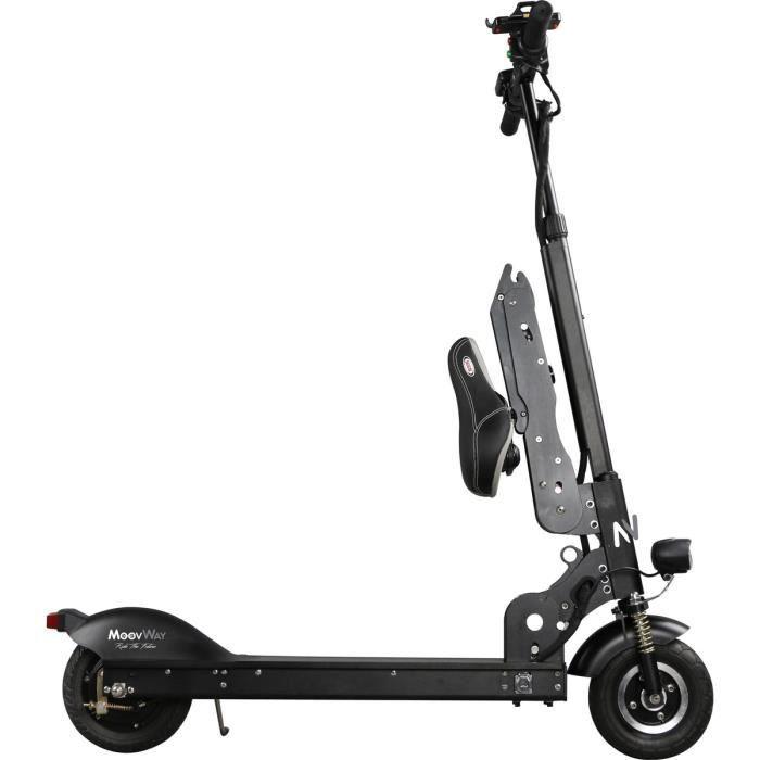 moovway caro trottinette electrique syst me pliable et si ge amovible roues 8 pouces achat. Black Bedroom Furniture Sets. Home Design Ideas