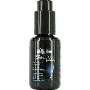Pack L'Oreal Steampod à domicile + 2 Crèmes de lissage Cheveux naturels 200ml + Serum Protecteur Pointes et zones abîmées