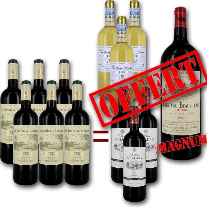 vin de noël 6 bouteilles achetées - Achat / Vente assortiment vin ...