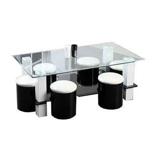 table basse achat vente table basse pas cher les soldes sur cdiscount cdiscount. Black Bedroom Furniture Sets. Home Design Ideas