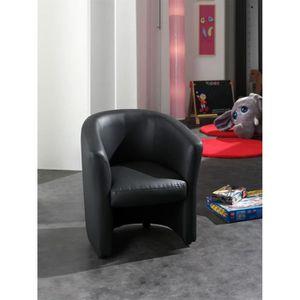 Fauteuil enfant mousse achat vente fauteuil enfant mousse pas cher cdis - Fauteuil enfant noir ...