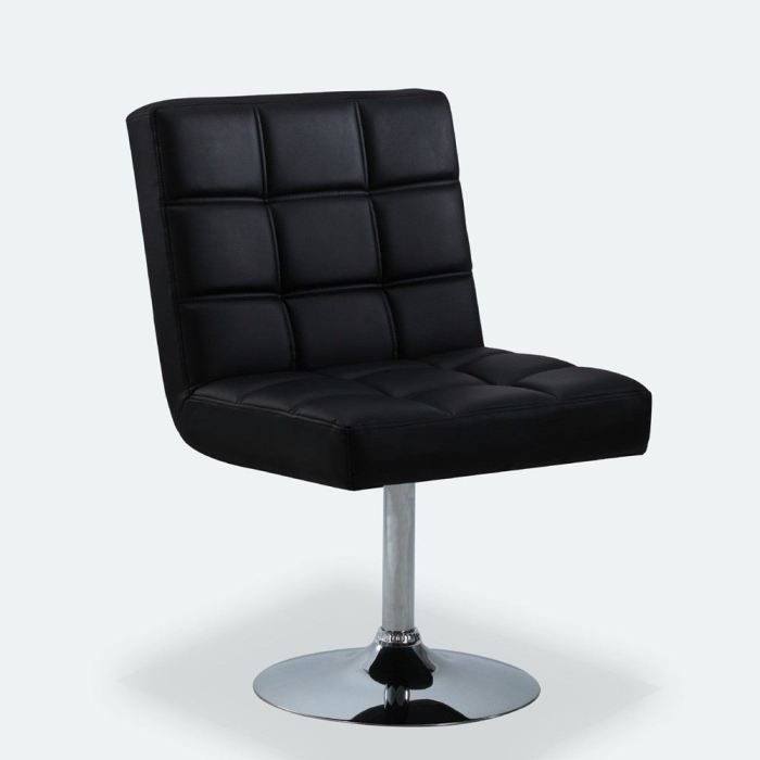 fauteuil rotatif moove noir achat vente fauteuil. Black Bedroom Furniture Sets. Home Design Ideas