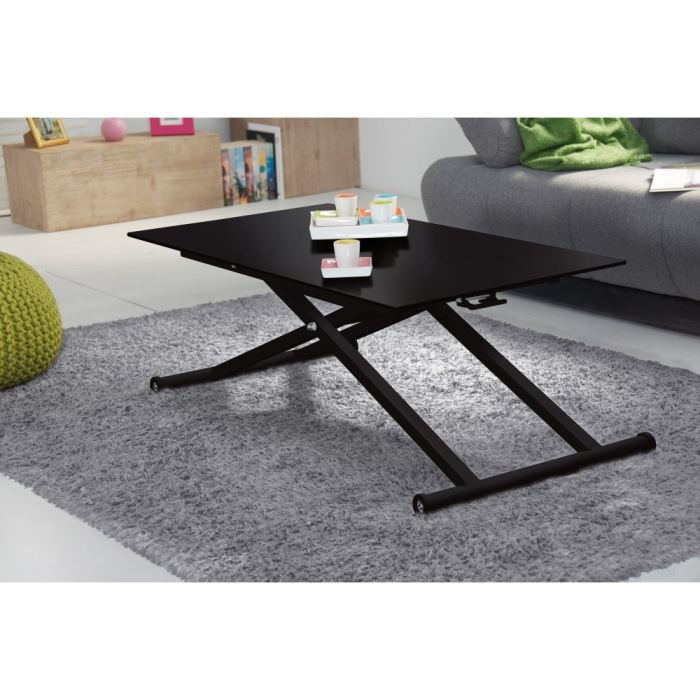 Table basse up and down simple table basse updown - Table up and down ...