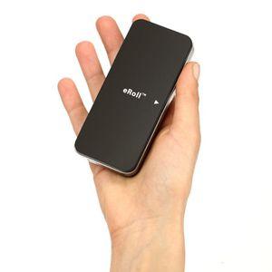 Cigarette électronique Eroll - Noir