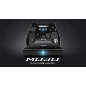 PACK ACCESSOIRE Micro-Console M.O.J.O. pour Android - Mad Catz