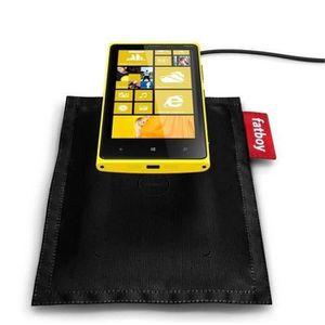 CHARGEUR TÉLÉPHONE Nokia Coussin de chargement à induction Fatboy