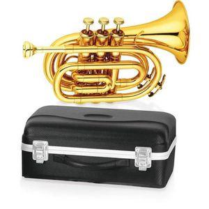 TROMPETTE DELSON Trompette de poche