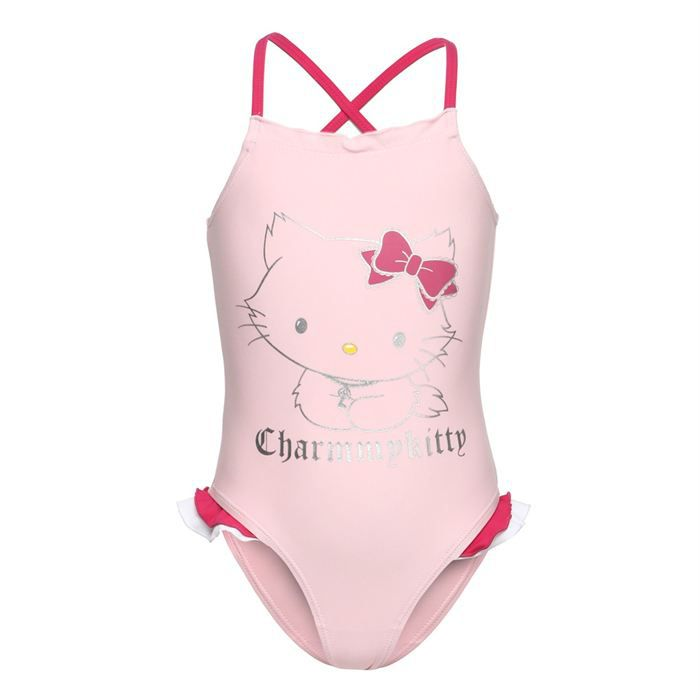 charmmy kitty maillot de bain 1p fille achat vente maillot de bain charmmy kitty maillot de. Black Bedroom Furniture Sets. Home Design Ideas