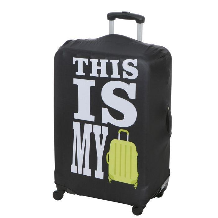 city bag housse de protection pour valise noir achat