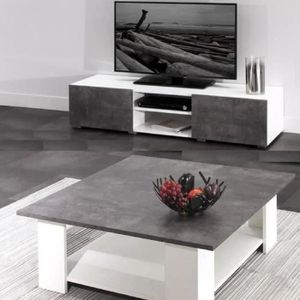 meuble tv achat vente meuble tv pas cher les soldes. Black Bedroom Furniture Sets. Home Design Ideas