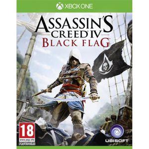 JEUX XBOX ONE Assassin's Creed IV : Black Flag Jeu Xbox One