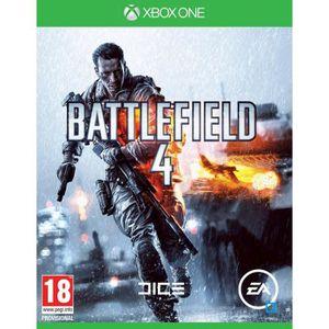 JEUX XBOX ONE Battlefield4 Jeu XBOX One