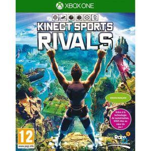 JEUX XBOX ONE Kinect Sport Rivals Jeu Xbox One