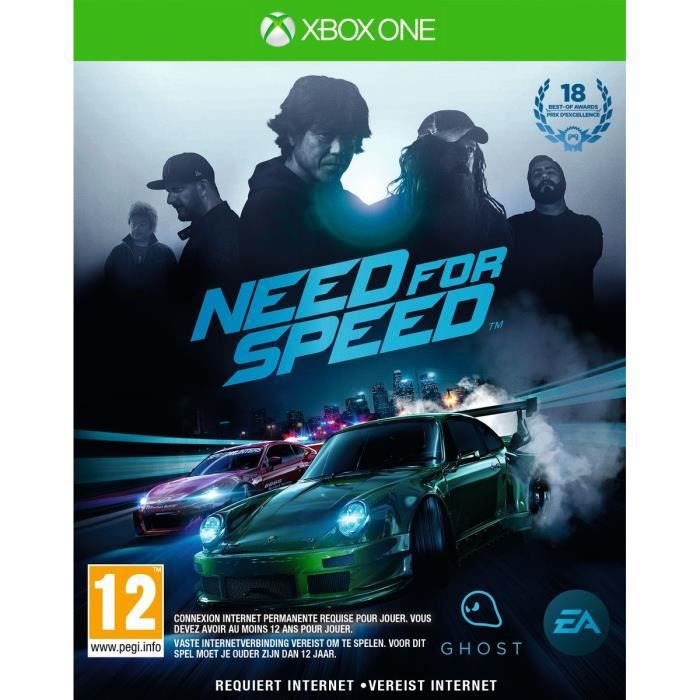 need for speed jeu xbox one avis test cdiscount. Black Bedroom Furniture Sets. Home Design Ideas