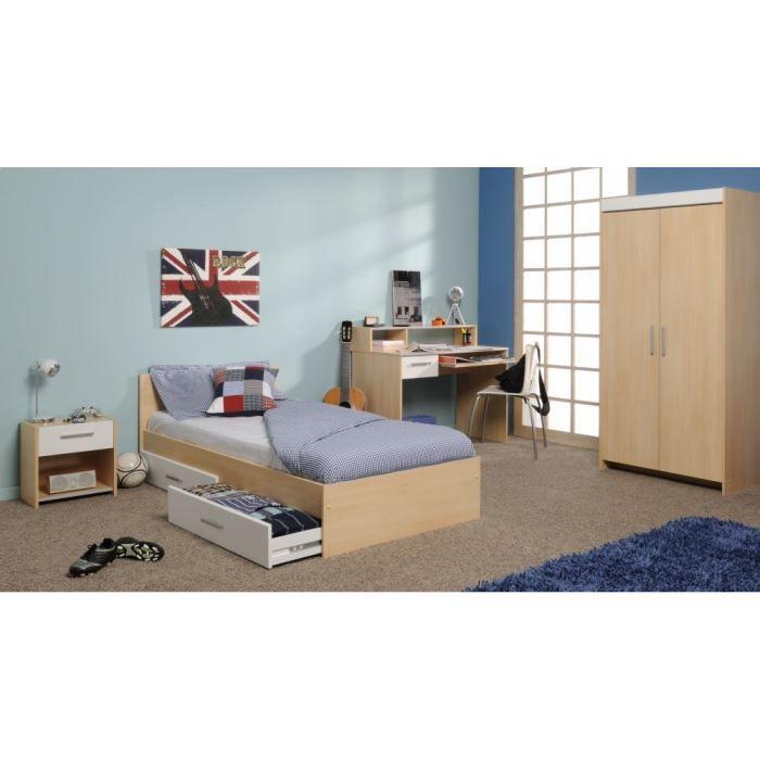 Meubles chambre enfant chambres compl tes enfant achat for Chambre complete 1 personne
