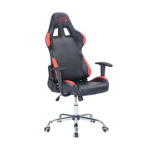Fauteuil de bureau gamer achat vente fauteuil de for Chaise gaming pas cher